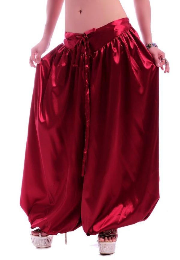 pantalones para danza anchos