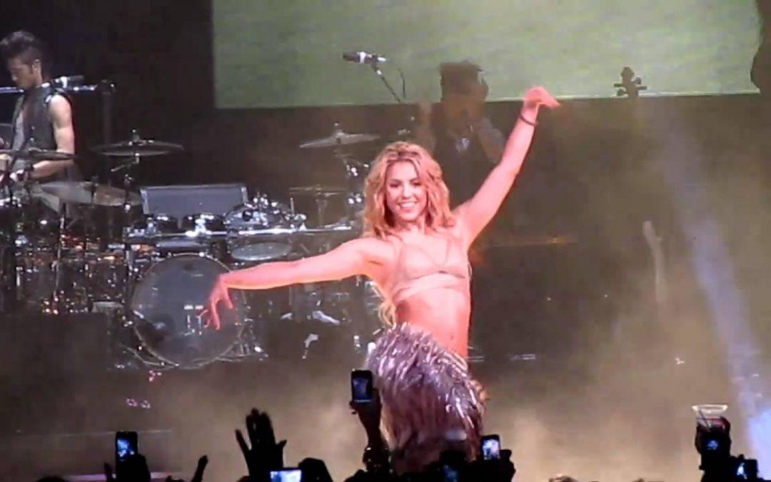 Aprender a bailar danza del vientre con Shakira